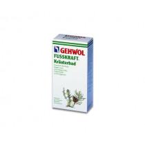 Foot Herbal Bath, Gehwol Fusskraft, granules