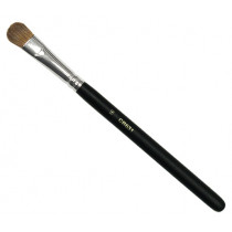 Cosmetic brush Zahn, oval pony hair